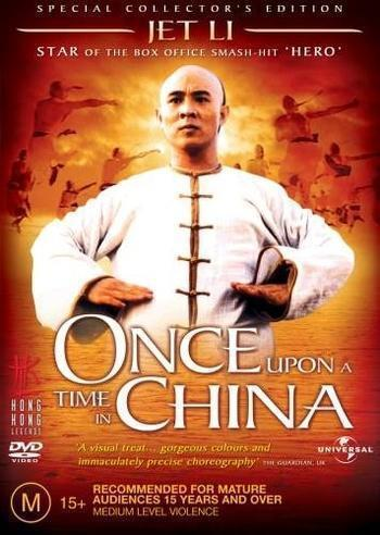 Once Upon A Time In China III image