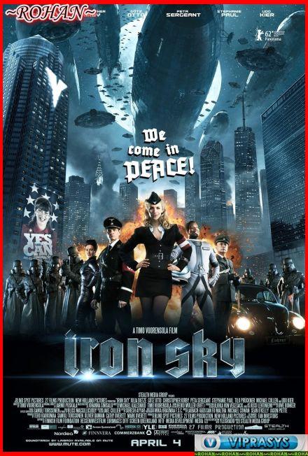 Iron sky Movie image
