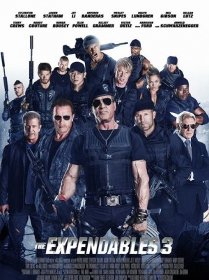 The Expendables 3 Full Movie image