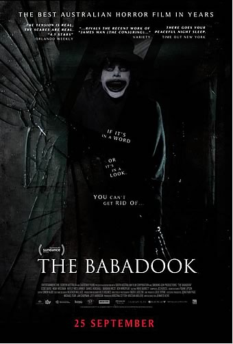 The Babadook Movie image