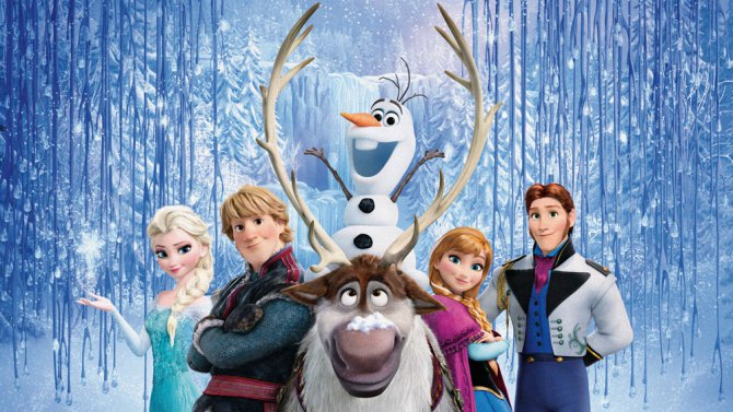 Frozen Full Movie 2013  image